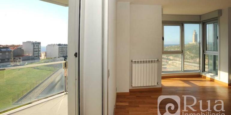 piso Coruña estrenar vistas al mar
