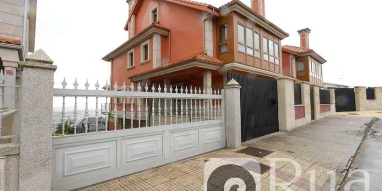 Chalet venta Culleredo, individual, ascensor, vistas