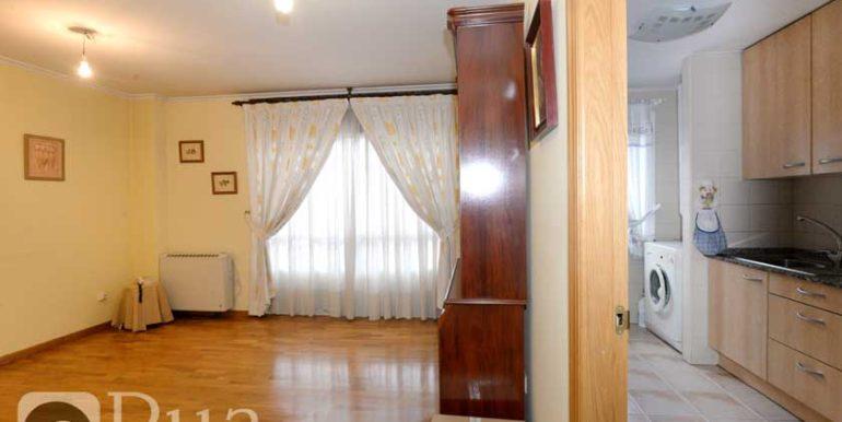piso venta Coruña, 2 dormitorios, garaje, zona Gaiteira