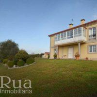 Chalet venta Betanzos, 2 construcciones, finca 3000 m2