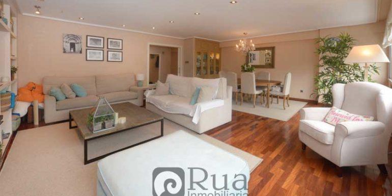 piso venta Coruña, Cuatro Caminos, 3 dormitorios, garaje doble