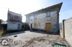 casa piedra para rehabilitar en Baldaio, Carballo