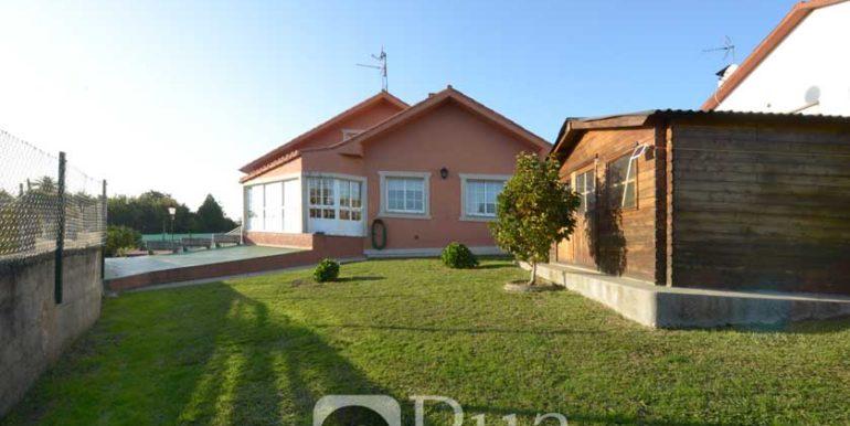 chalet venta Bergondo, Guísamo, 4 habitaciones, finca 700 m2