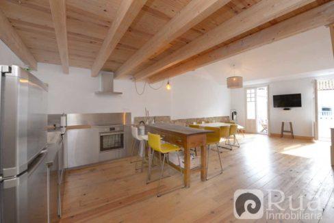 Piso venta Coruña Centro, 4 habitaciones, 3 baños