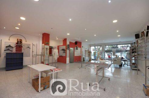 bajo comercial alquiler A Coruña, zona estaciones