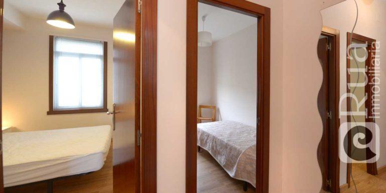 alquiler Coruña, 2 habitaciones, Los Castros