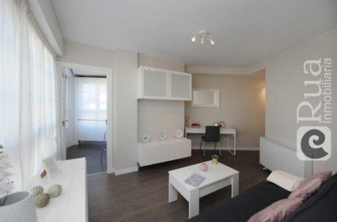 apartamento venta coruña, 1 dormitorio, cocina independiente, zona Santa Margarita