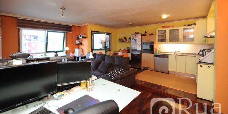 Piso venta Culleredo, O Burgo, 2 habitaciones, garaje