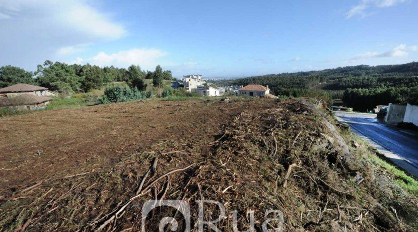 Finca edificable en venta en A Coruña