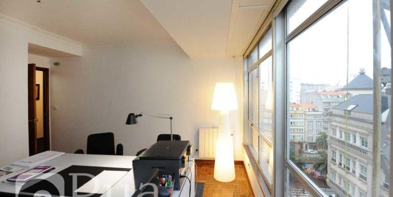 Piso venta Coruña 4 habitaciones, Ensanche