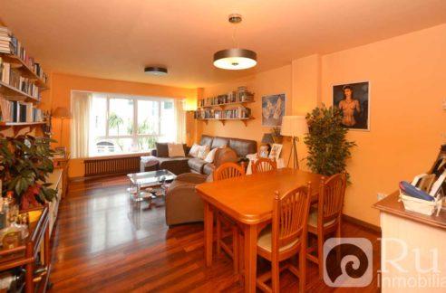 piso venta Coruña, Zalaeta, 4 habitaciones, 2 baños, garaje, trastero