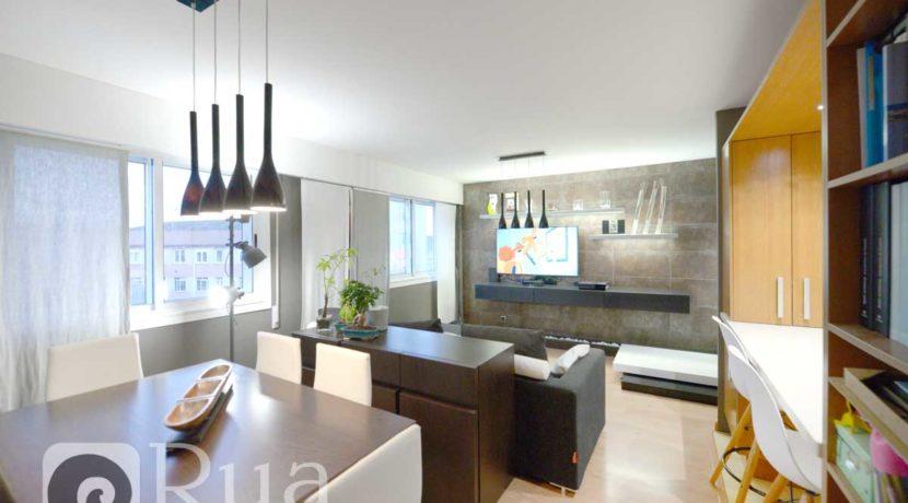 duplex 3 habitaciones, 2 baños, garaje, trastero 48 m2, Eirís