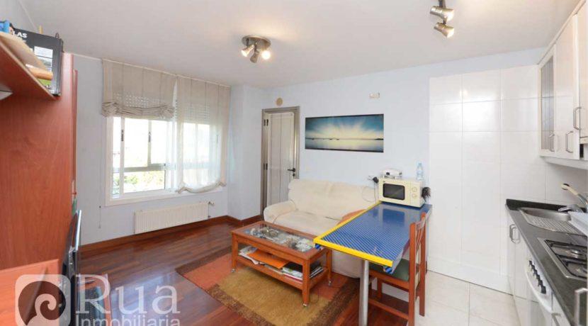 apartamento venta Culleredo, 1 dormitorio, garaje, zonas comunes