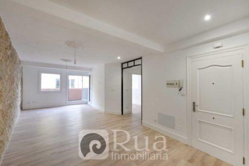 piso venta Coruña Centro, Ciudad Vieja, reformado