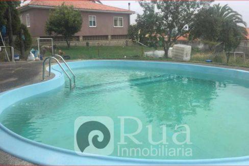 chalet venta Culleredo, Vilaboa, piscina