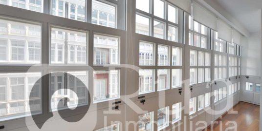 alquiler apartamento A Coruña centro, amueblado, garaje